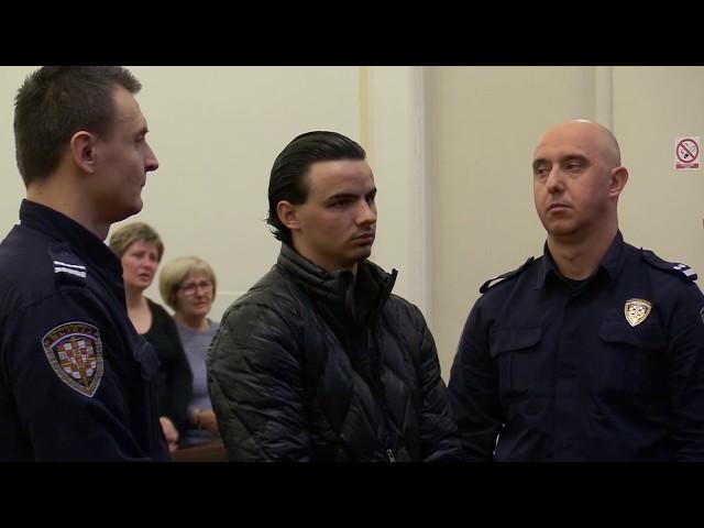 Presuda Davidu Komšiću i incident ispred suda