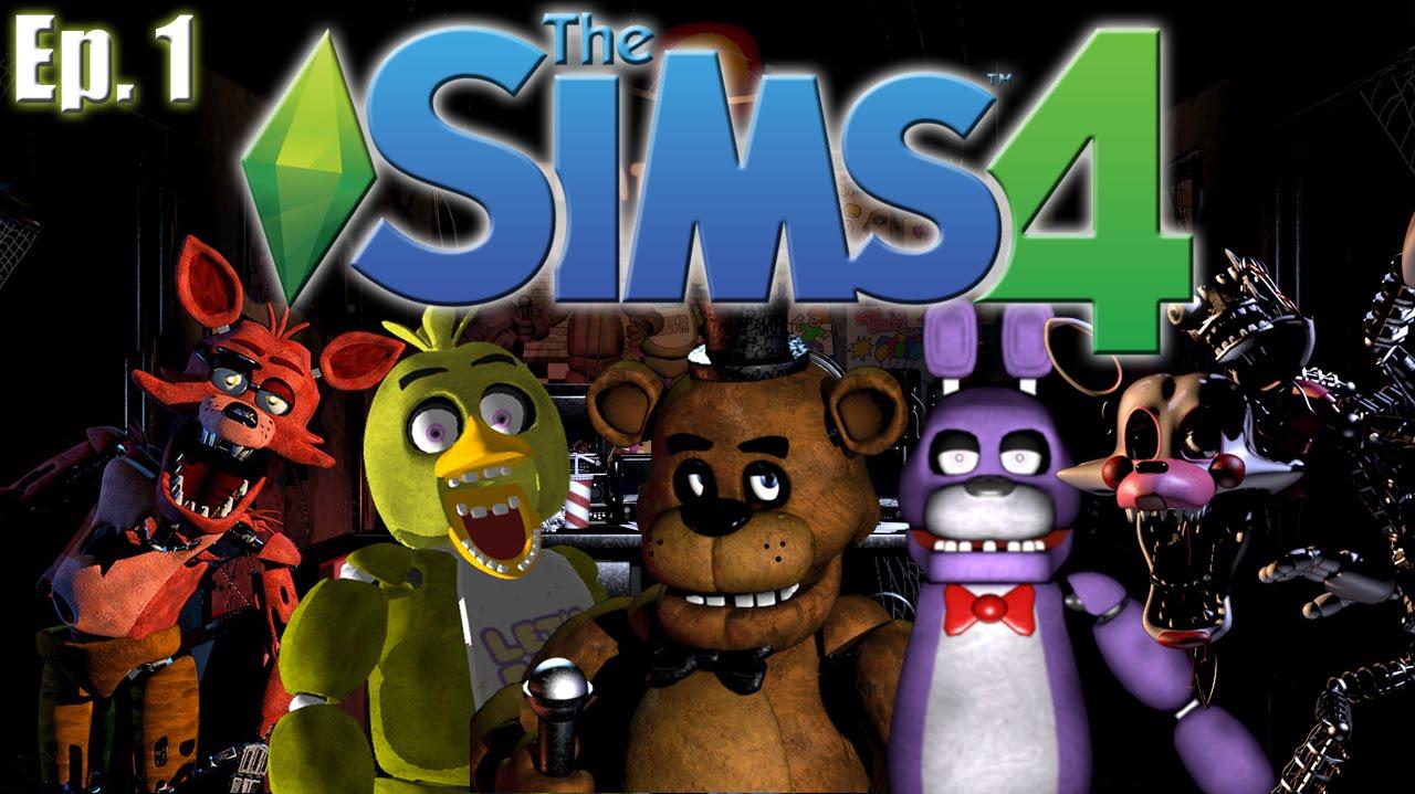 3 Skins Animal Sims Sims