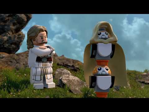 LEGO Star Wars : La saga Skywalker - Disponible au printemps 2021.