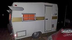 Vintage Camper Tour, 1972  Shasta Compact! Retro!