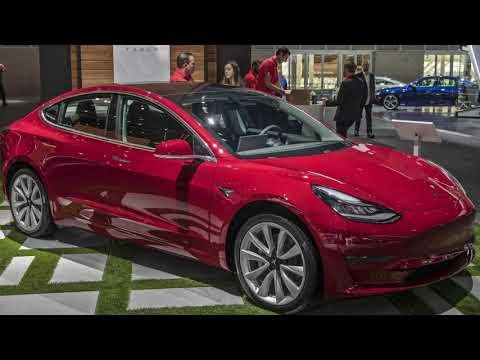 Watch Now   Bloomberg creates a Tesla Model 3