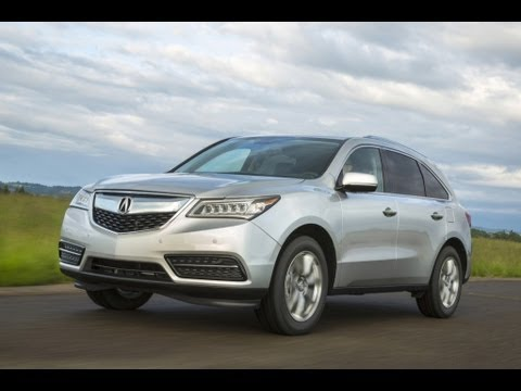 Acura MDX Review YouTube - Acura mdx review 2014