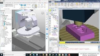 Herstellerin Post Heidenhain 3 und 5 Achs - | post Erstellen Steuerung Heidenhain CNC-3 und 5 Achsen