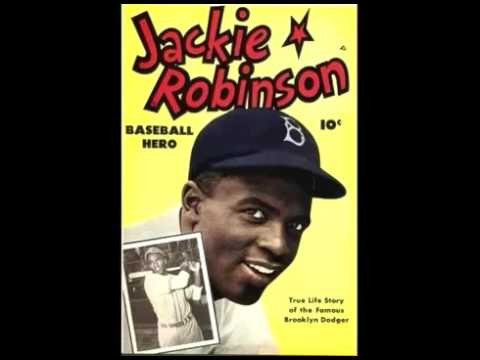 this i believe essay jackie robinson Jack roosevelt robinson (january 31, 1919 – october 24, 1972) was an american professional baseball second baseman who became the first african american to.