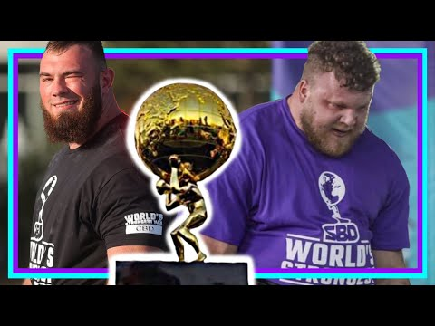 World's Strongest Man 2020   Final Day   Results