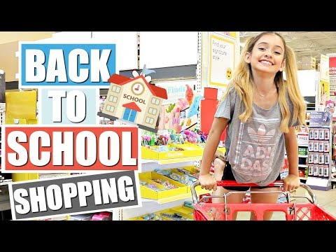 Back To School Shopping At Office Depot 🏫