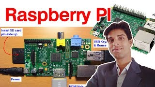 RASPBERRY PI | Tiny portable computer can do everything that can do Big size computer