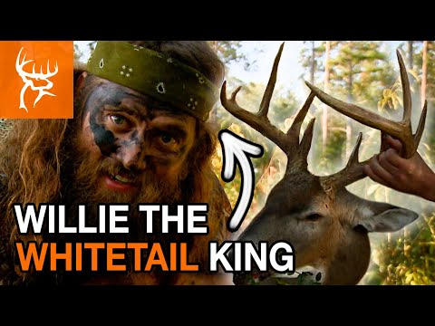 WILLIE THE WHITETAIL KING | Lousiana Deer Hunting
