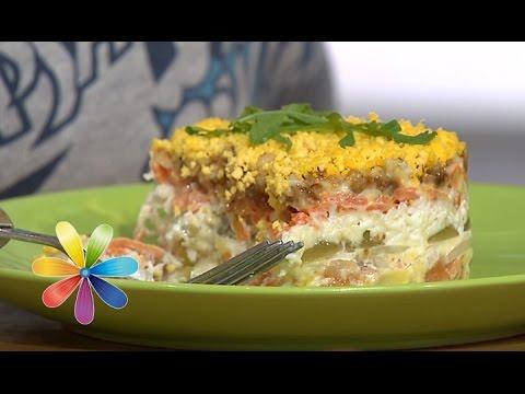 Самый вкусный салат «Мимоза» - Все буде добре - 25.12.2014 - Все будет хорошо