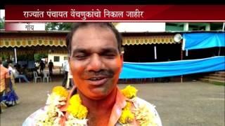 Goa Panchyat Election Result 2017