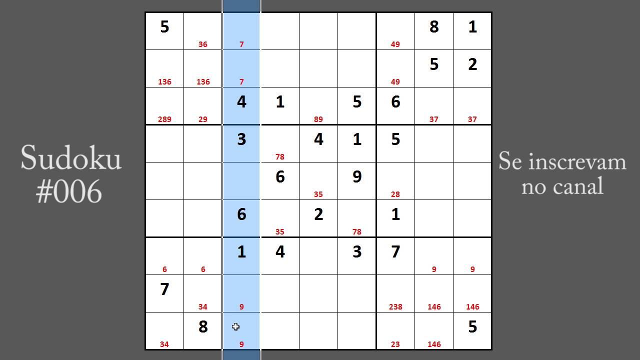 Sudoku online gratis dificil