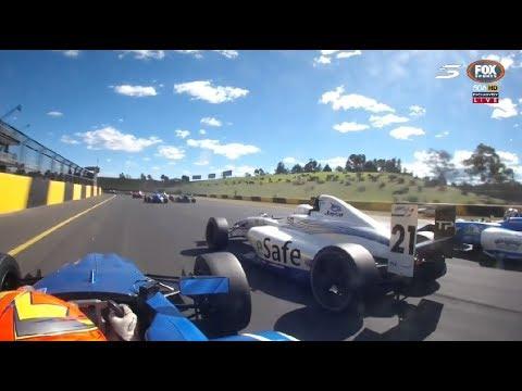 2017 Formula 4 - Sydney Motorsport Park - Race 1