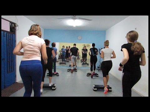 Aerobik trening | FIT&WELNESS klub
