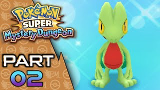 Pokemon Super Mystery Dungeon - Part 2 - Encountering Treecko!