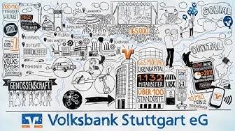 Unternehmensfilm der Volksbank Stuttgart eG (2017)