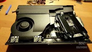 PS3 Super Slim Cooling Mod By:NSC