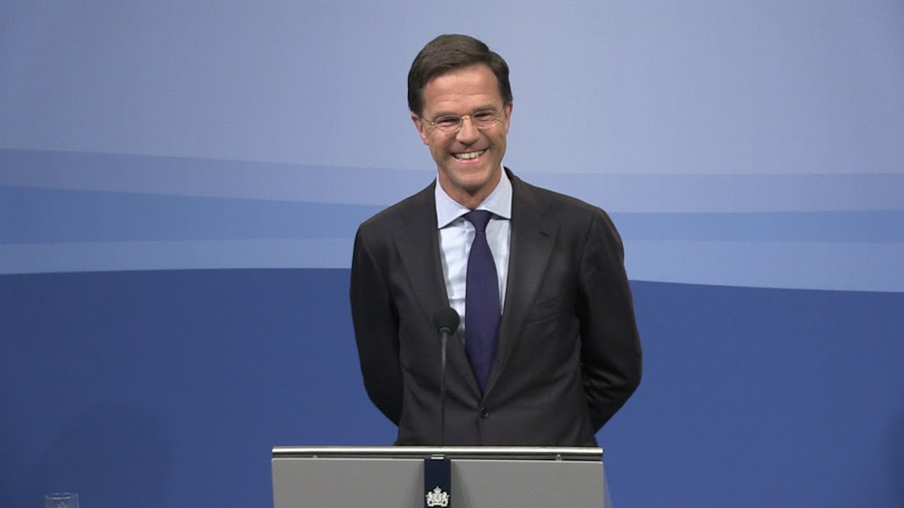 Integrale Persconferentie MP Rutte 29 April 2016
