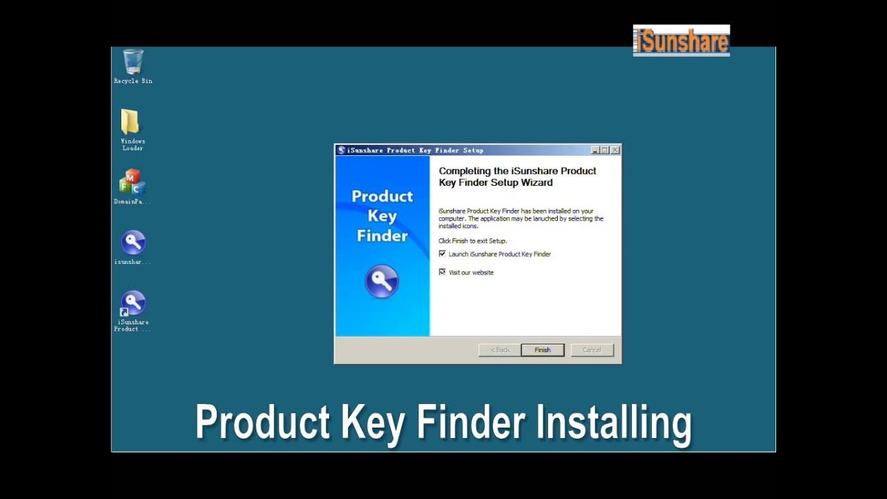 recover product key windows server 2008 r2