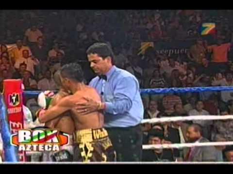 "Giovani ""Guerrero Azteca"" Segura VS Ivan ""Iron Boy"" Calderon Round 8"