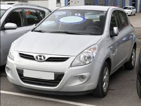 Hyundai I20 1 2 Comfort 2011 Review Road Test Test Drive Youtube