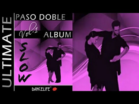Slow Paso Doble Music 002