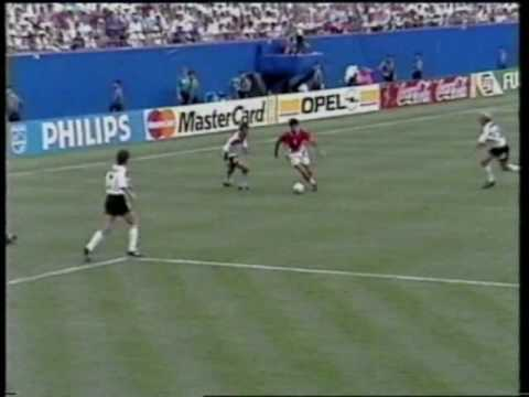 Bulgaria v Germany World Cup USA 94