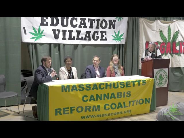 NECANN Boston 2018 - Education Village Seminar