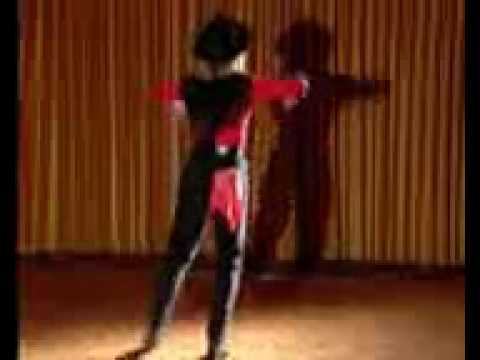 RED HOT SALSA OFFICIAL INSTRUCTIONAL VIDEO BY CHOREOGRAPHER