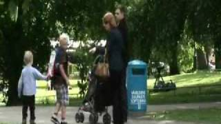 Deepest Garbage Can Ever video clip   Funny videos   BoomClips com