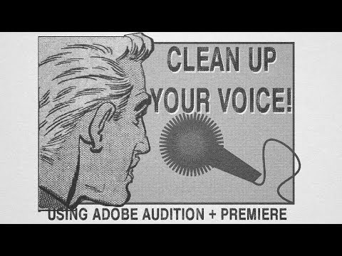 Download Skillshare Voiceover Clean Up In Adobe Audition +