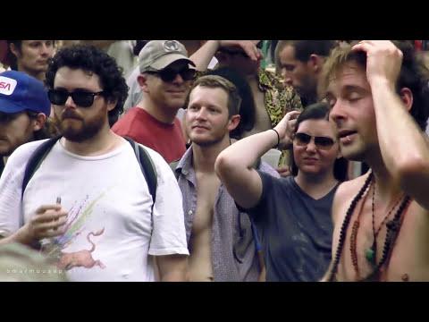 Eeyore's Birthday Party Austin TX  Documentary footage