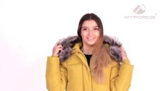 ТРЕНД 2016-2017 пуховик женский зимний 16031 от компании МТФОРС