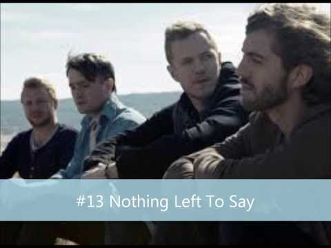 Top 15 Imagine Dragons Songs  Updated