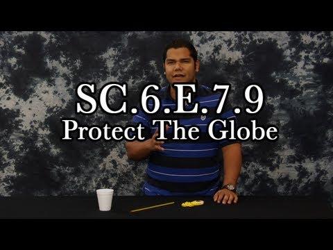 SC.6.E.7.9 Protect Our Globe
