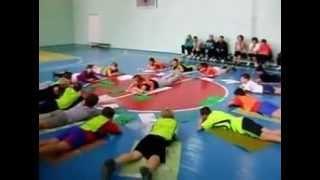 урок физкультуры  Специализация баскетбол  1 часть