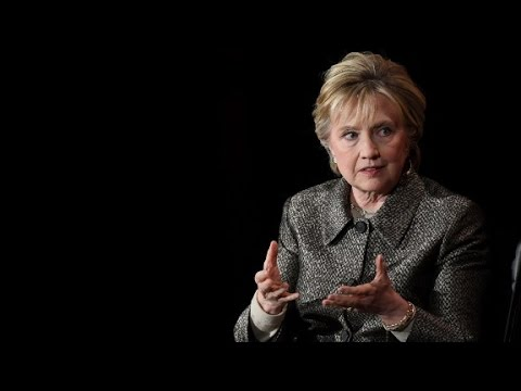 Hillary Clinton on Russia's role in the election