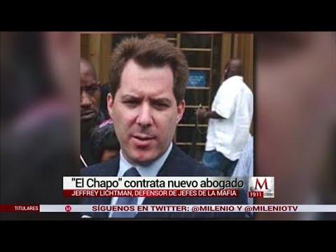 'El Chapo' contrata a abogado de mafioso y de fiscal de Nayarit