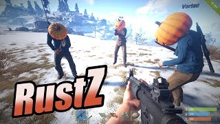Rust GangZ - S1E1 - Helicopter Attack!?