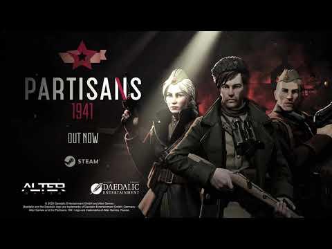 Partisans 1941 - Feature Trailer