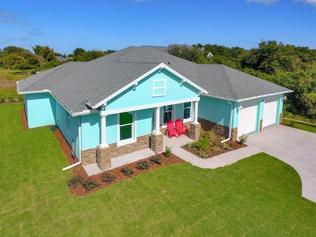 New Certified Green home. Ponce Inlet, Florida