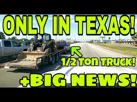 Only In Texas! Serious Truckers Equipment Reviews Soon!