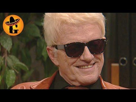 Heino über seine schwarzen Brillen | Willkommen Österreich