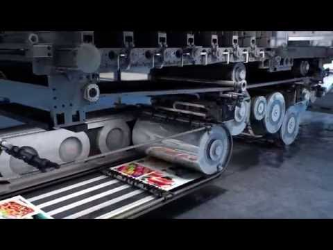 Landa Nanographic Printing® Presses – all models (with subtitles)