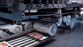 Landa Nanographic Printing® Presses – all models (with subtitles)