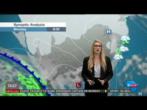 eNews Weather Midday - 28 May 2018