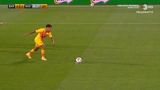 Philippe Coutinho Return for Barcelona vs Gimnàstic | 12/09/2020