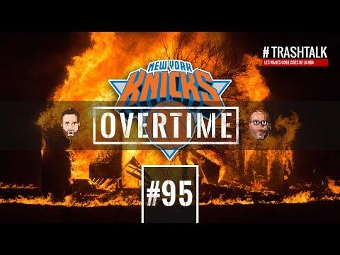 Knicks : nouveau GM, mêmes problèmes ? Overtime de l'Apéro TrashTalk
