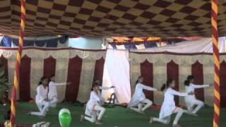 Elita Promenade I-Day 2010; Dance: Maa Tujhe Salam; 9-9