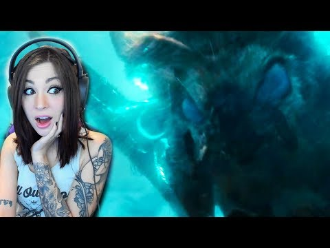 Godzilla King of the Monsters Trailer 2 Reaction | Melonie Mac