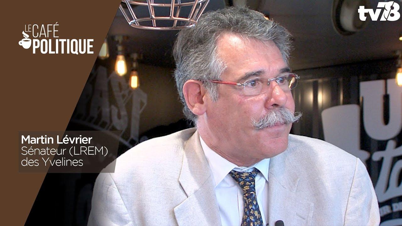 Café Politique n°76 – Martin Lévrier, Sénateur (LREM) des Yvelines